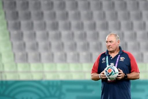 Mondial de rugby: cinq changements chez les Etats-Unis contre la France