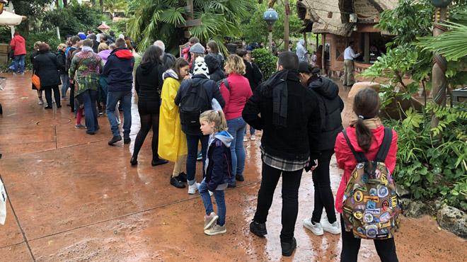 Que se passe-t-il encore à Disneyland Paris?