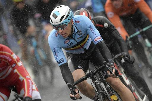 Mondiaux de cyclisme - Oliver Naesen: