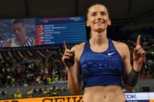 Mondiaux d'athlétisme: la Russe Sidorova championne du monde à la perche