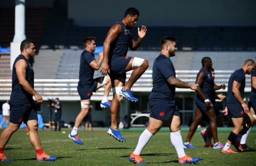 Mondial de rugby: brassard noir pour le XV de France en hommage à Chirac contre les Etats-Unis