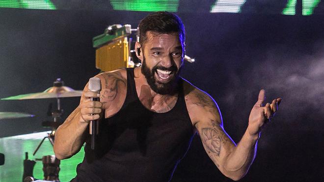Un, dos, tres… et de quatre pour Ricky Martin et Jwan Yosef!