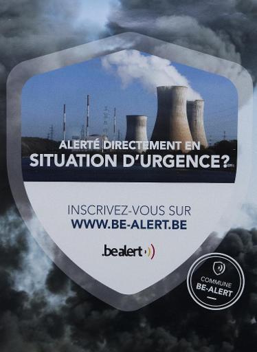 Plus de 180 communes testeront le système BE-Alert jeudi
