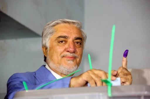 Abdullah Abdullah revendique la victoire en Afghanistan