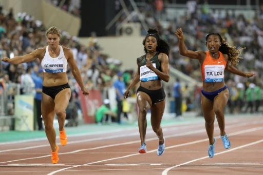 Mondiaux d'athlétisme: Schippers, double tenante du titre, et Ta Lou, forfaits pour le 200 m