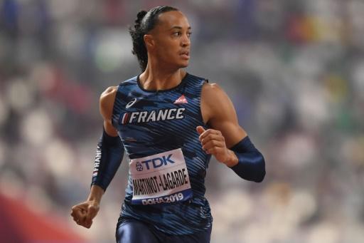 Athlétisme: les Français pas rassurants mais qualifiés pour les demies du 110 m haies