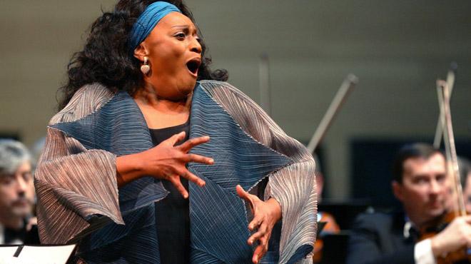 Jessye Norman, la légendaire cantatrice américaine s'est éteinte à 74 ans