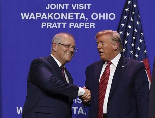 Procédure de destitution de Trump - Trump a sollicité l'aide du PM australien pour contre-enquêter sur le procureur Mueller