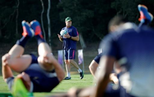 Mondial de rugby: l'Afrique du Sud retrouve ses cadres pour l'Italie