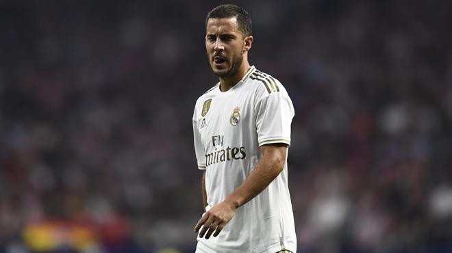 La presse espagnole met un coup de pression à Eden Hazard: