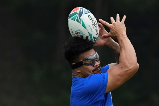 Mondial de rugby: le All Black Ardie Savea portera des lunettes face au Canada