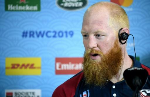 Mondial de rugby: Eric Fry, la