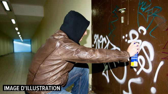 La Ville de Liège réclame près de 25.000 euros à l'auteur de 296 tags et graffitis