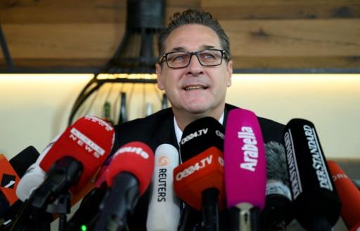 Autriche : après le vote-sanction, l'extrême droite règle ses comptes