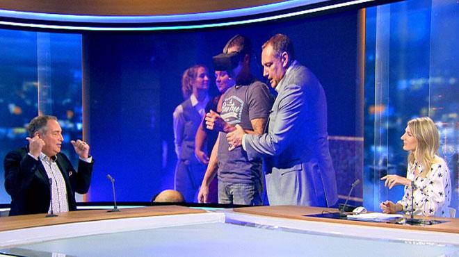 Messmer vous hypnotise désormais en réalité virtuelle, mais tout a commencé grâce à des poules et un chien...