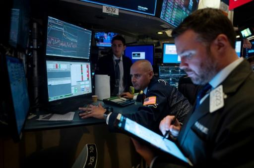 Wall Street efface ses gains avec le recul de l'activité manufacturière américaine