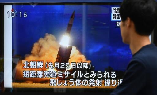 La Corée du Nord tire des
