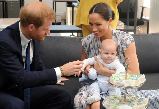 Harry et Meghan portent plainte contre la presse tabloïd britannique