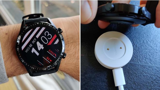 Les tests de Mathieu: Huawei Watch GT2, la montre connectée sportive à l'autonomie imbattable