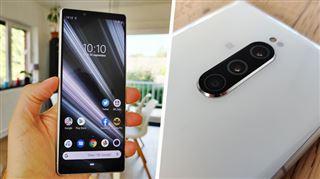 Les tests de Mathieu- Sony est à nouveau trop puriste avec son Xperia 1, un smartphone à 999€