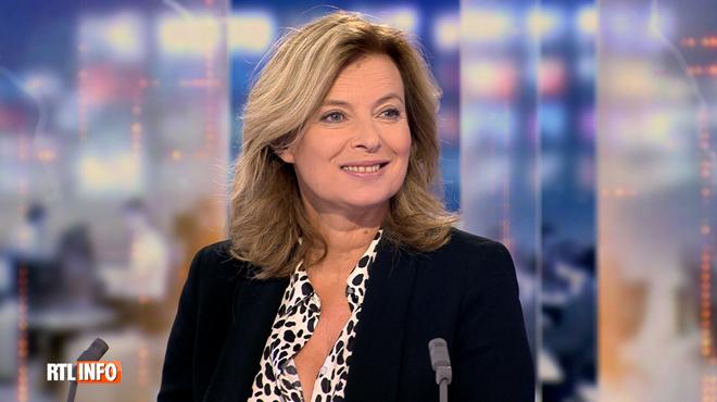 Valérie Trierweiler se confie à RTL INFO: