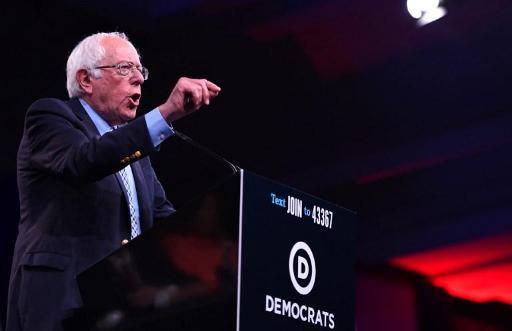 Le sénateur Bernie Sanders a subi une intervention artérielle, il suspend sa campagne