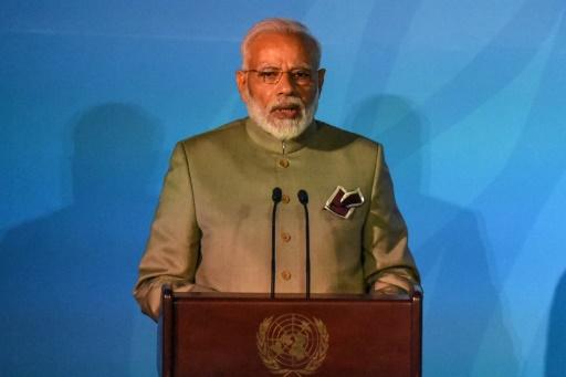 L'Inde débarrassée de la défécation en plein air, affirme Modi