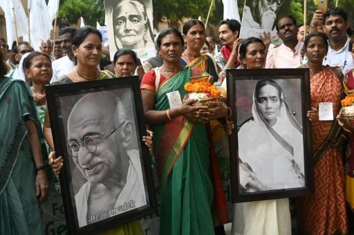 Inde: départ d'une
