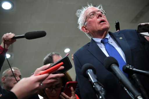 Opéré en urgence, Bernie Sanders suspend sa campagne pour la Maison Blanche