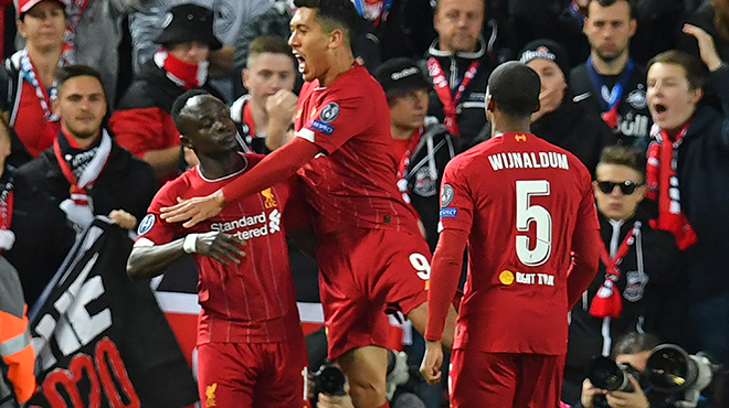 Ligue des Champions: Liverpool s'impose 4-3 au terme d'un match incroyable contre Salzbourg