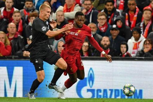 Ligue des Champions - Liverpool, avec Origi, émerge face à Salzbourg (4-3) dans le groupe de Genk