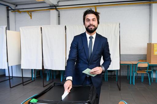 Georges-Louis Bouchez officiellement candidat à la présidence du MR