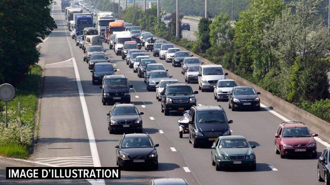 Quatre gros accès autoroutiers à nouveau fermés en pleine heure de pointe à Liège