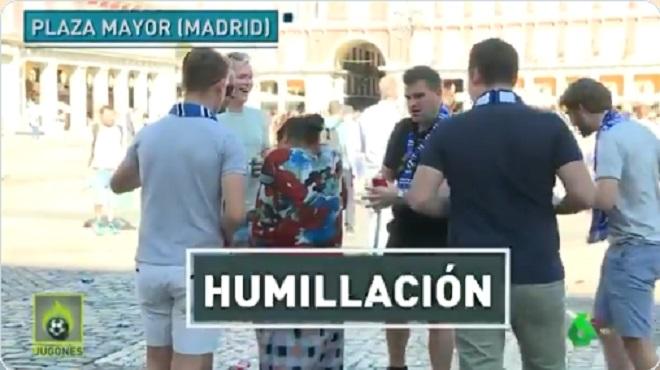 HONTE belge à Madrid: le comportement de ces supporters de Bruges ne passe pas (vidéo)