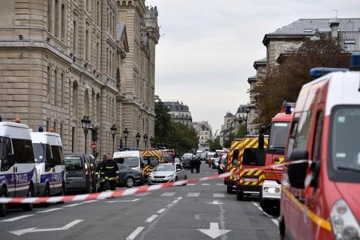 Attaque à la préfecture de police de Paris - Quatre policiers tués à coups de couteau par un employé, selon des sources concordantes