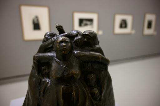 Strasbourg expose Käthe Kollwitz, figure de l'expressionnisme allemand