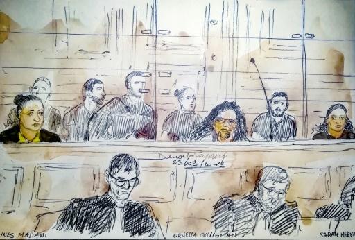 Au procès du commando jihadiste de Notre-Dame, des