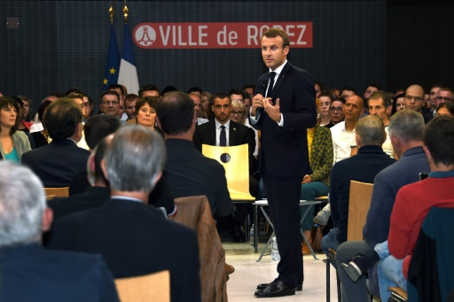 Retraite: Macron veut une réforme qui