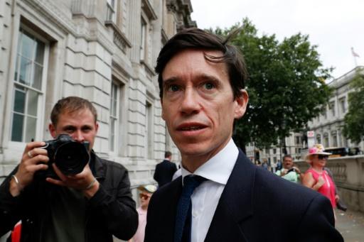 GB: un des ex-rivaux de Johnson se déclare candidat à la mairie de Londres