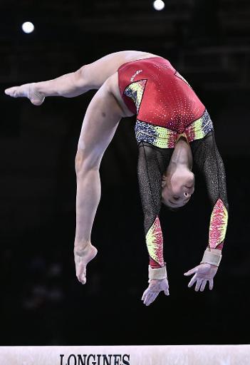Mondiaux de gymnastique - La Belgique 5e du concours par équipes dames après la 1e journée