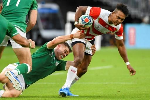 Mondial de rugby: le Japon concentré sur les Samoa avant l'Ecosse