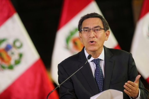 Pérou: la crise politique a été surmontée, déclare le président
