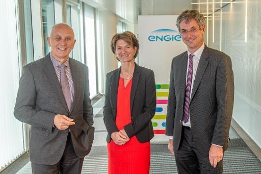 Johnny Thijs, nouveau président d'Electrabel, ressort la prolongation du nucléaire