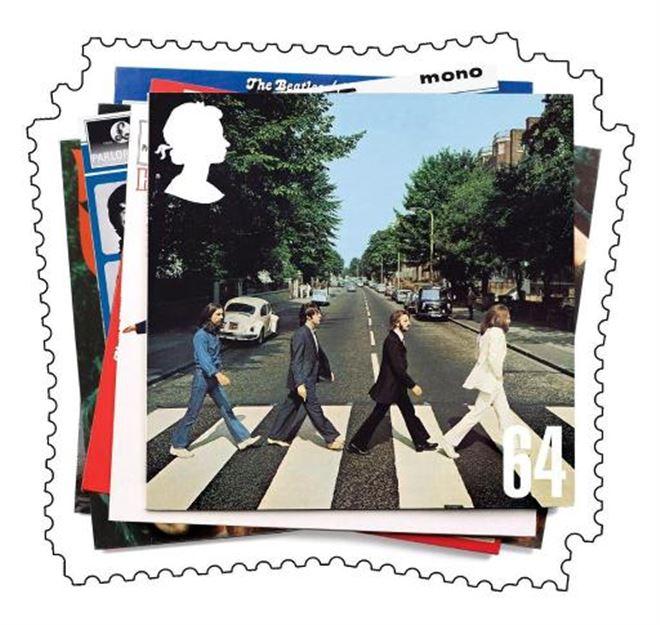 Le mythique album des Beatles Abbey Road à nouveau en tête du hit-parade