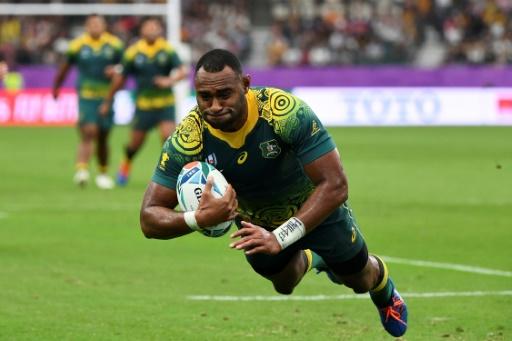 Mondial de rugby: large succès de l'Australie sur l'Uruguay 45 à 10