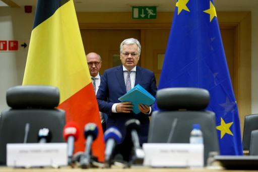Fitch confirme la note de crédit de la Belgique en AA-