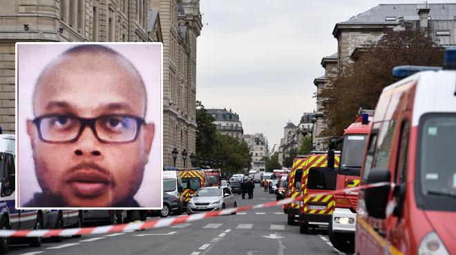 Attaque à la préfecture de police de Paris:
