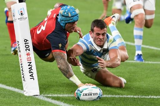 Mondial de rugby: qualifiée pour les quarts, l'Angleterre se tourne vers la France