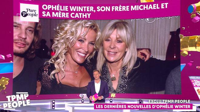 Bonne nouvelle pour Ophélie Winter: