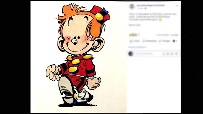 Philippe Tome, créateur du Petit Spirou, est décédé